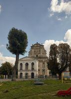 kostel v komarno
