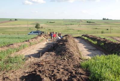 Дослідження давніх поселень у Локачинському районі Волинської області: попередні результати