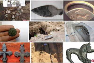 Знахідка РАС увійшла у ТОП-10 артефактів 2018 року