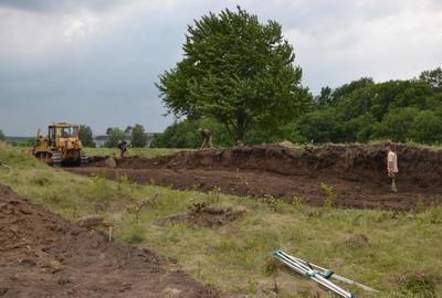 Археологи завершили дослідження кургану на Вінниччині