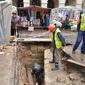 Археологи знайшли фрагмент муру Низького замку